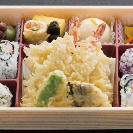 天ぷら会席弁当